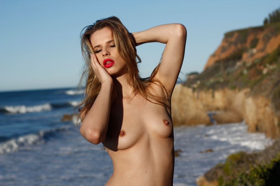 Adult Film Star Jillian Janson