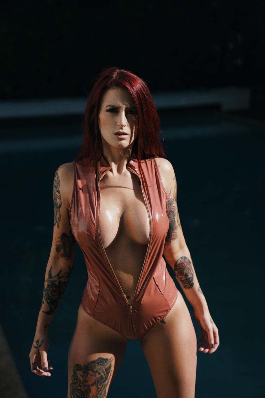 Adult Film Star Tana Lea