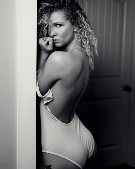 Model Kenzie Clark